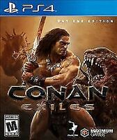 Conan Exiles: Day One Edition (Sony PlayStation 4, PS4) Brand New Sealed