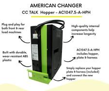 2 American Changer Green Stripe Hopper Brand New 2nd Generation Cc Talk Style