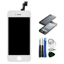 iPhone 5S SE Display Reparaturset Ersatz LCD Display Touchscreen Bildschirm Weiß