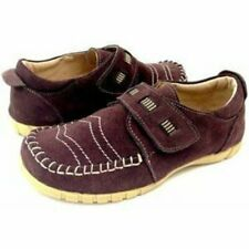 New LIVIE & LUCA Shoes  Paulo Brown Suede Leather youth 1