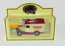 Rare Lledo Promotional Models William Grant's Reserve Fine Scotch Whisky Truck