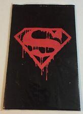 DC Comics Superman #75 Memorial Set NEW 1992  w/poster stamps etc. Sealed