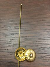 METAL CAP FOR RUDRAKSHA BEADS OF OVER 10 MM PANCH DHATU HOOK PENDANT UNIVERSAL