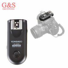 Yongnuo RF-603II 2.4GHz Wireless Remote Flash Trigger single receiver for Nikon