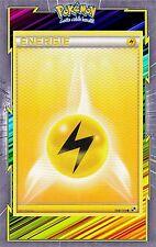 Energie Electrique - N&B: Noir et Blanc -108/114 - Carte Pokemon Neuve Française