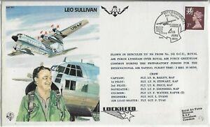 GB 1979 Hercules Flown Leo Sullivan  Intl Air Tattoo Greenham Common HSf