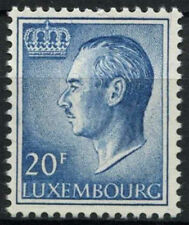 Luxembourg 1965-91 SG#767d 20f Grand Duke Jean Definitive MNH #D1463
