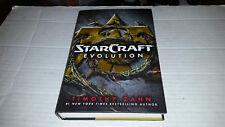 StarCraft: Evolution by Timothy Zahn (2016, Hardcover) SIGNED 1st/1st