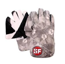 SF Limited Edition Top Grade Wicket Keeping Gloves + AU Stock +Free Inner & Ship