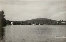 Mt. Vernon ME General View  1950s-60s Real Photo Postcard #2