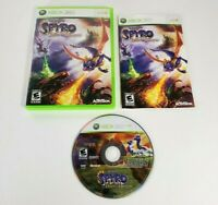 COMPLETE - The Legend of Spyro Dawn of the Dragon - Microsoft Xbox 360 2008