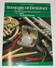 Standard of Excellence Music Band Book French Horn Book 3 New W23Hf