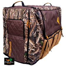 """NEW BROWNING INSULATED DOG KENNEL CRATE COVER MAX-5 CAMO 34""""L x 20""""W x 27""""H"""