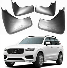 NEW OEM FRONT & REAR Splash Guards Mud Guards Mud Flaps FOR 2015-2018 Volvo XC90