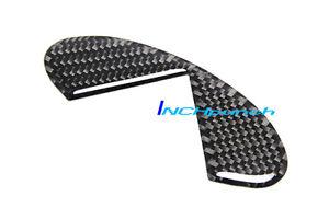 For INFINITI G37 2DR Coupe Carbon Fiber Rear Lid Trunk Emblem Decal Insert S IPL