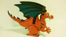 Fisher Price Imaginext Red Dragon w/Flapping Wings Action Figure