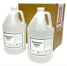 Chemworld Deionized Water (Type II) - 2x1 Gallon
