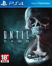 New Sony PlayStation 4 PS4 Games Until Dawn HK Version Chinese/English Sub
