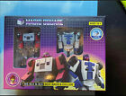 Magic Square Back Beat & Collide 3rd Party Transformers - Wildrider & Breakdown