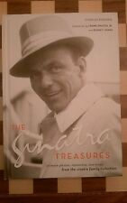 The Sinatra Treasures Intimate Photos Mementos & Music from the family + free CD