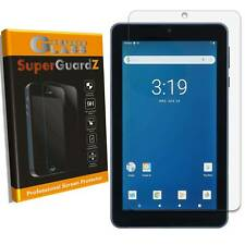 """SuperGuardZ Tempered Glass Screen Protector Guard Shield Cover For Onn Surf 7"""""""