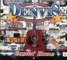 Denvis - Comin' Home  CD  11 Tracks Alternative Rock  Neuware
