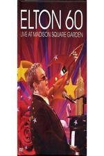 Elton John Elton 60 Live at Madison Square 0602517437357 DVD Region 1