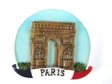 Magnet Paris Arc de Triomphe Polyresin,Souvenir Frankreich France,Neu.*