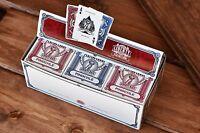 Liberty Pinochle Standard Playing Cards Set of 6 Decks