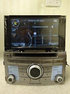 2013 - 2014 Subaru Legacy Outback OEM Eyesight Starlink Touch Screen Navigation