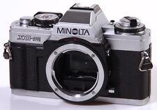 REFLEX 35mm MINOLTA MD : MINOLTA XG-M COMME NEUF AS NEW
