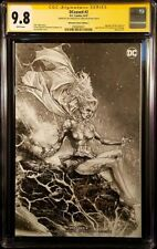 DCEASED #2 CGC SS 9.8 X2 SUPERGIRL ZOMBIE SKETCH BATMAN SUPERMAN WONDER WOMAN DC