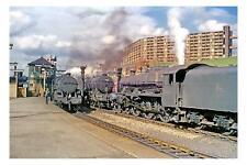 gw0289 - Sheffield Midland - Engines 45683 61864 42768 in 1962- photograph 6x4