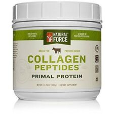 Natural Force Collagen Peptides Powder Primal Protein Grass Fed Pasture Raised