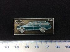 USSR Pin Badge ORIGINAL Car Russia  VOLGA GAZ-24-02 1972. Automobile Russe