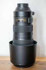 Nikon Nikkor AF-S 200-500mm f/5.6E ED VR Lens (With Caps, Collars, Hood + Box)