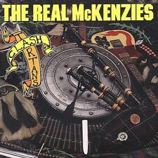Clash of the Tartans by The Real McKenzies (CD, Nov-2006, Sudden Death)