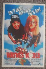 "Waynes World Movie Poster Mini 11/""X17/"""