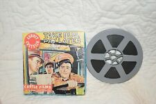 CASTLE FILMS ABBOTT & COSTELLO  MEET TAKE THE BUS PAY LATER SUPER 8 MM B&W FILM