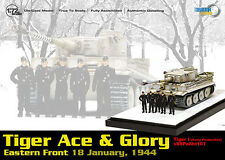Dragon Armor Cyber-Hobby Tiger I Ace & Glory Wittmann - Eastern Front Wehrmacht