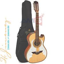 H. Jimenez LBQ3E El Murcielago Bajo Quinto 10 String Acoustic Electric Guitar