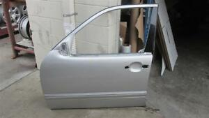 2002 Mercedes-Benz E430 - Front Left Door Shell - 2107201505 - Silver 744