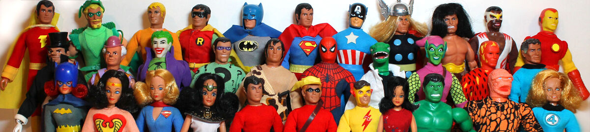 Fortress of Sellitude Super Heroes