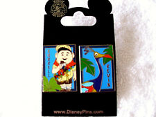 2Disney * UP! - RUSSELL & KEVIN * 2 Pin Set  * New on Card Trading Pins