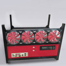 Perfect For Any Type Of GPU Scrypt Mining Miner Frame Rig Case/Stackable OpenAir