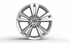 """Original SKODA aloy wheel NEPTUNE SILVER 7.5J x 18"""" 1Z0071498"""