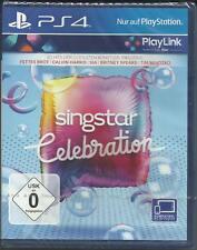 PS4 SINGSTAR CELEBRATION Sony Playstation NEU & OVP PlayLink Karaoke gute Lieder