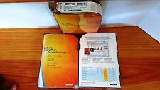 Microsoft Office 2007 Small Business, SKU W87-02380, Retail, Word, Excel,Outlook
