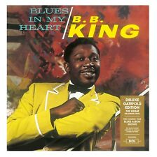 B.b. King - Blues in My Heart - SEALED NEW 180g LP import