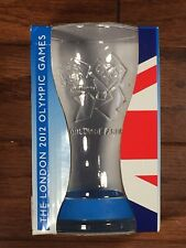 2012 London Olympic Games Coca Cola McDonald's Commemorative Glass & Wristband